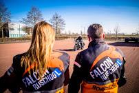 Falcon Rijschool motor, auto en aanhangerrijles Icon